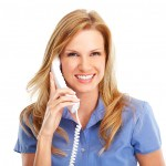bigstock_Business_Woman_With_Telephone_4810503